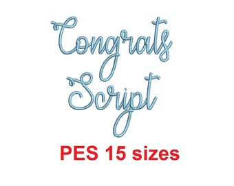 Box of 6 Congrats Letterpress Folk Lines Geometric Embroidery Pattern Cards