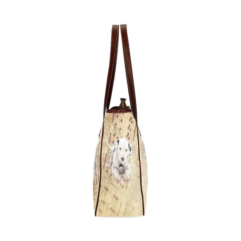 dalmatian dog Classic Tote Bag