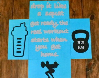 Fitness Care Package Flaps