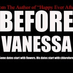 BEFORE VANESSA - Limited to 25 copies. Signed pocket-sized book