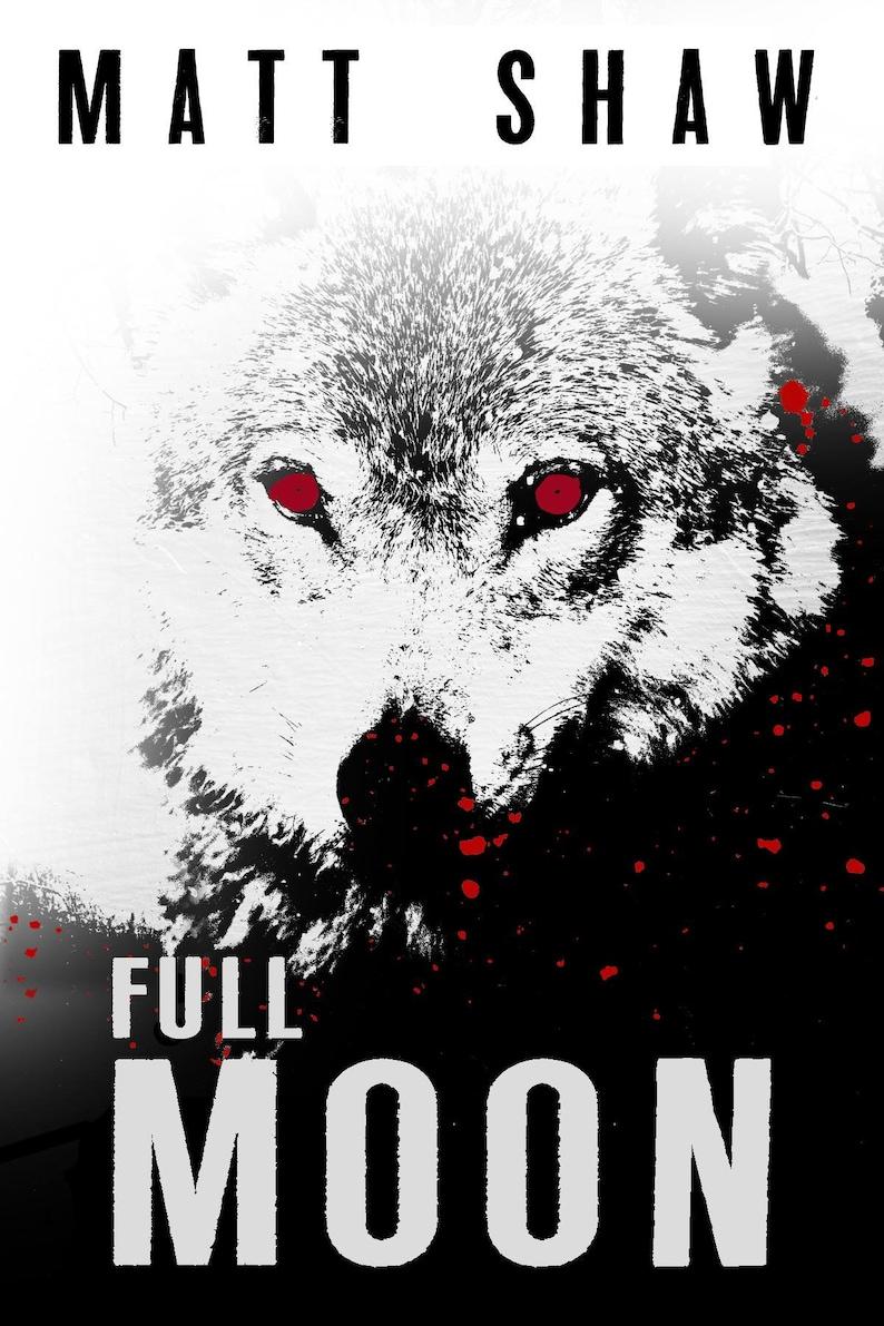 FULL MOON   Hardback Edition image 0