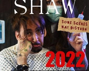 2022 - Signed calendar