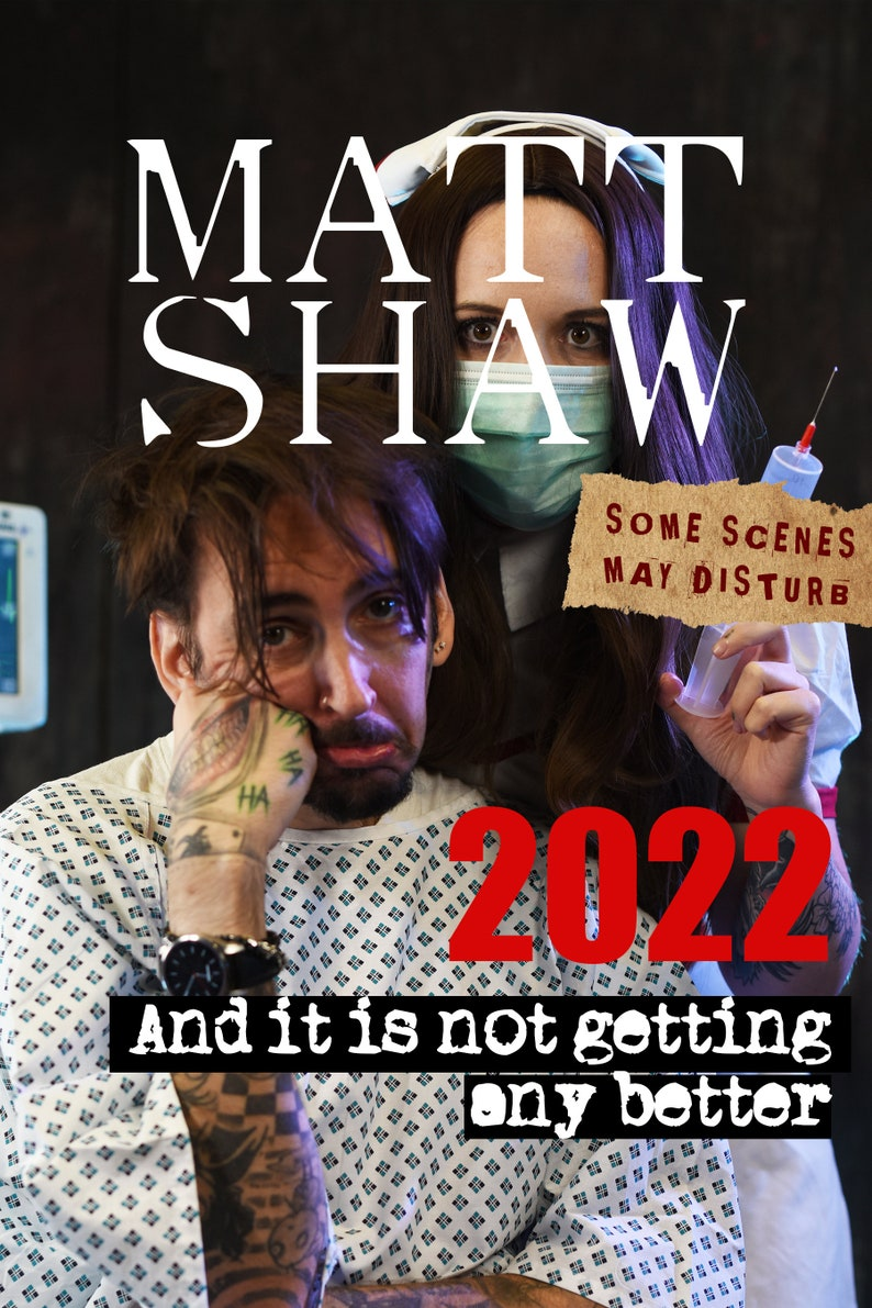 2022  Signed calendar image 1