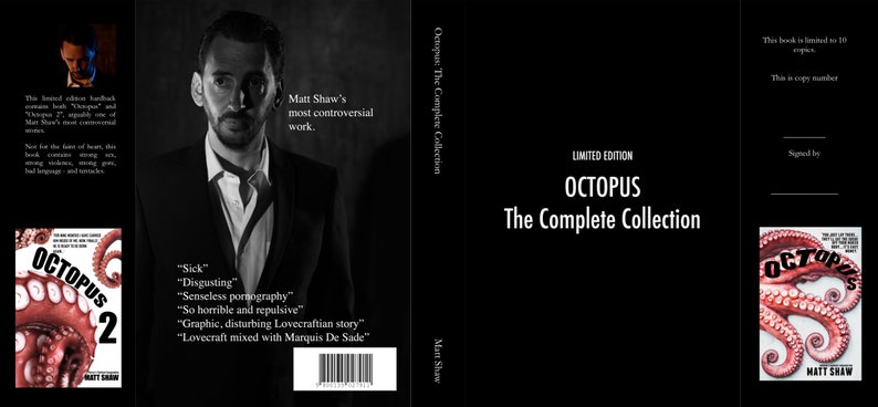 Octopus: The Complete Collection LIMITED TO 10 COPIES / image 0