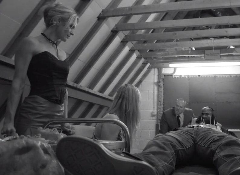 STREAM THE FILM: Monster / Black & White director's cut. image 0