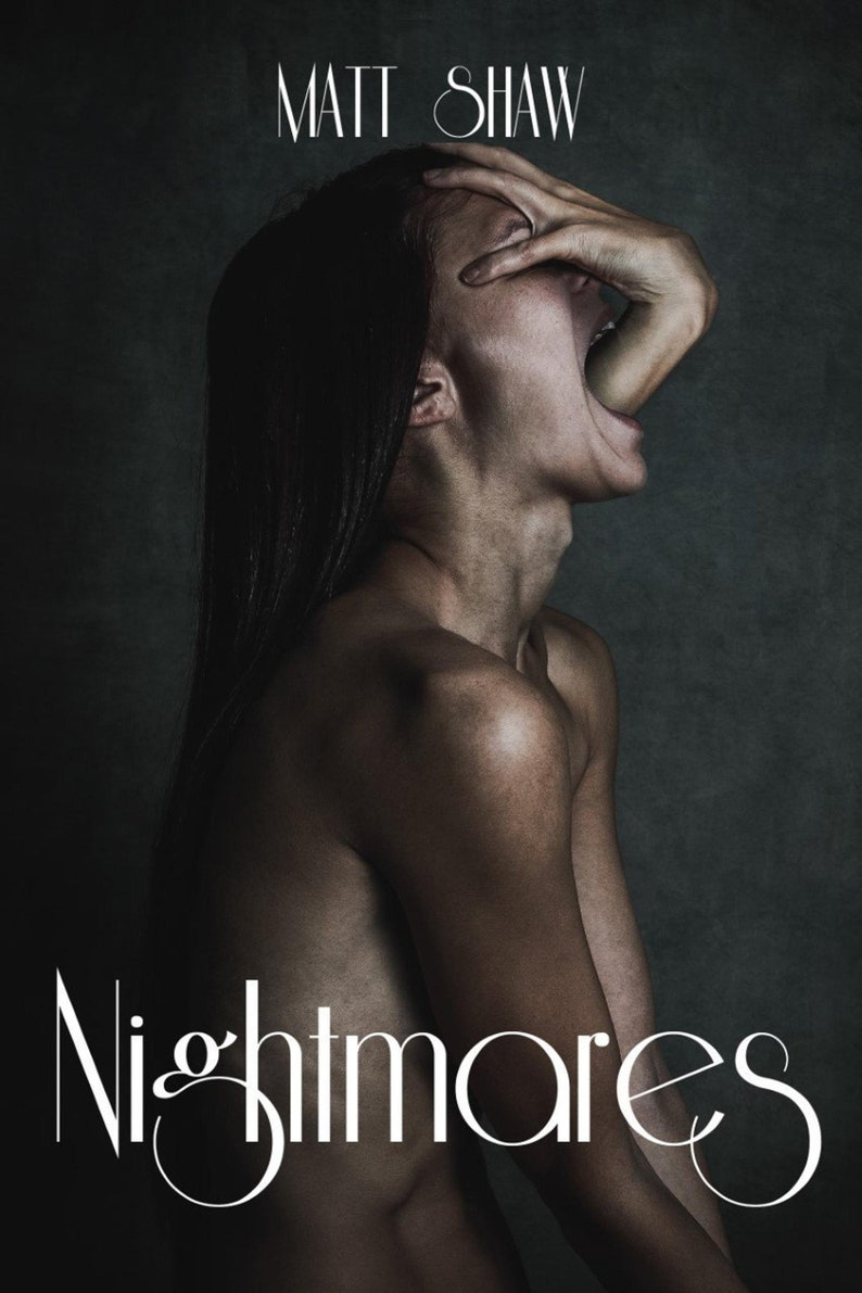 Nightmares Signed paperback Edition image 0