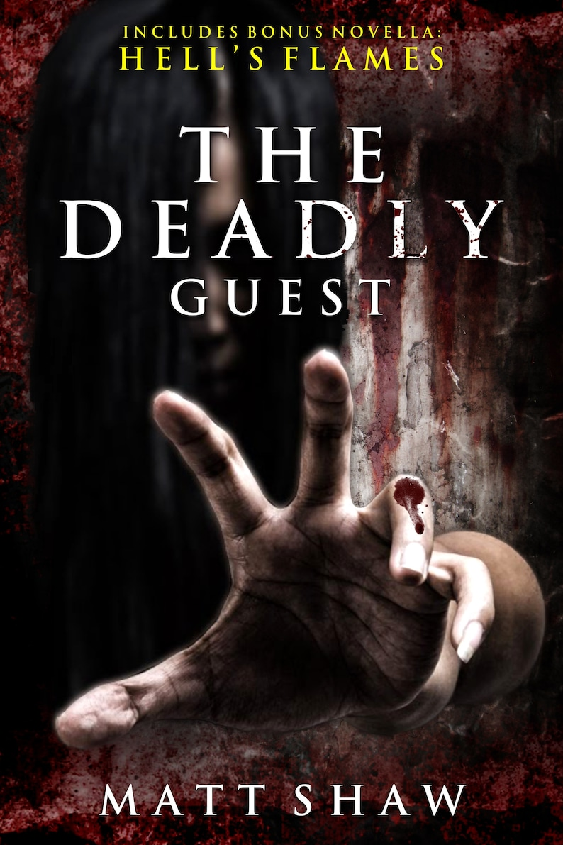 Limited Edition Hardback The Deadly Guest image 0