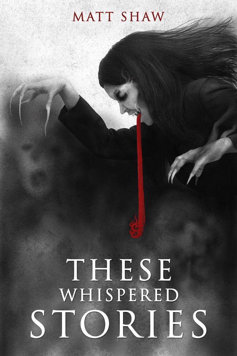 HARDBACK Limited Edition  These Whispered Stories: A Short image 0