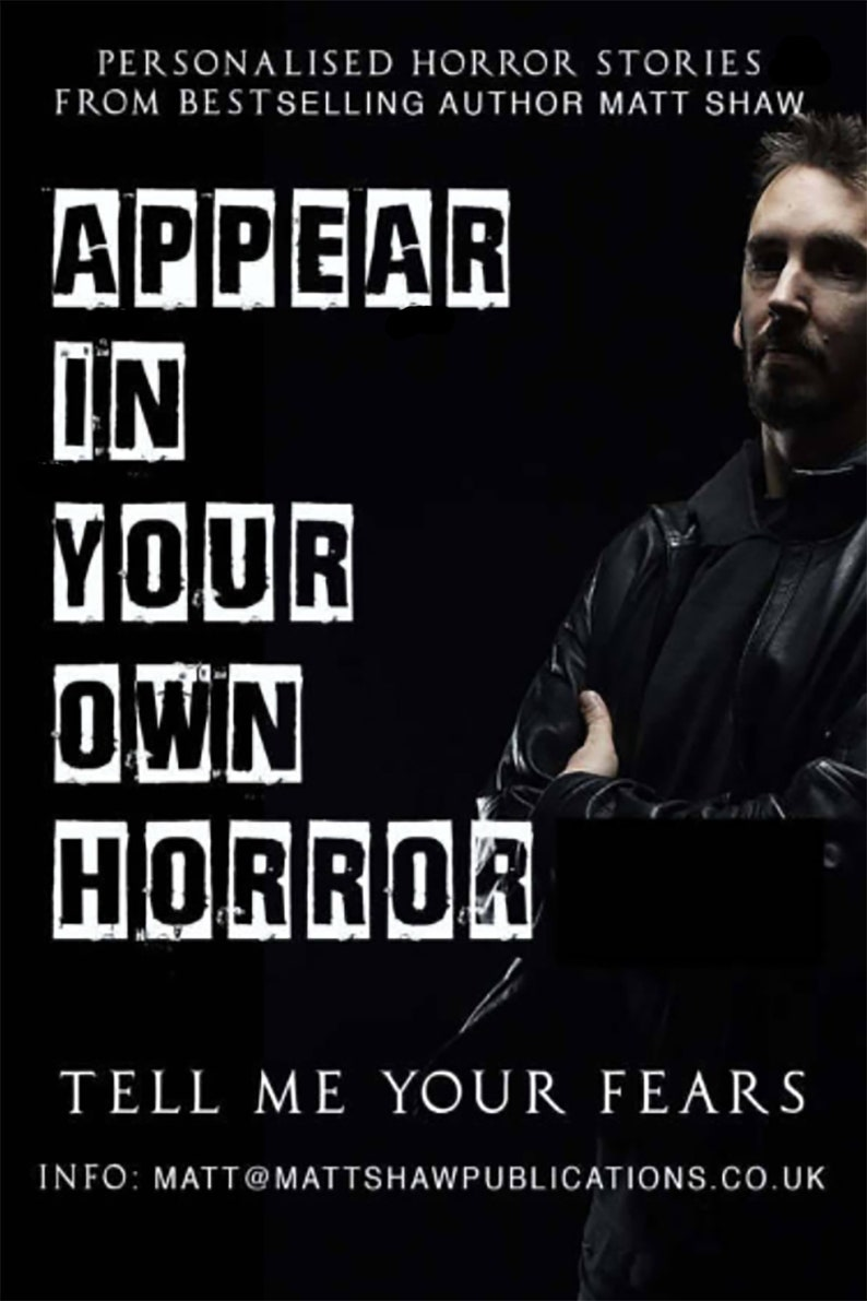 SHORT STORY  Personalised Horror Story based on your fears image 0