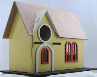 Bird House Bluebird Bungalow Kit