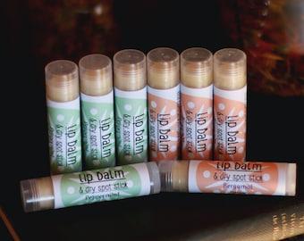 Lip Balm -  assorted flavors