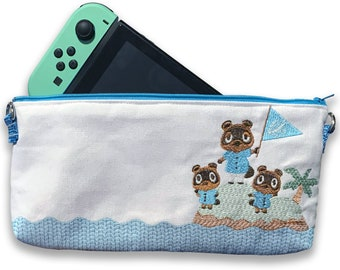 Animal Crossing Nooks Nintendo Switch/ Switch Lite Case