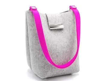 City Chic Bucket Bag