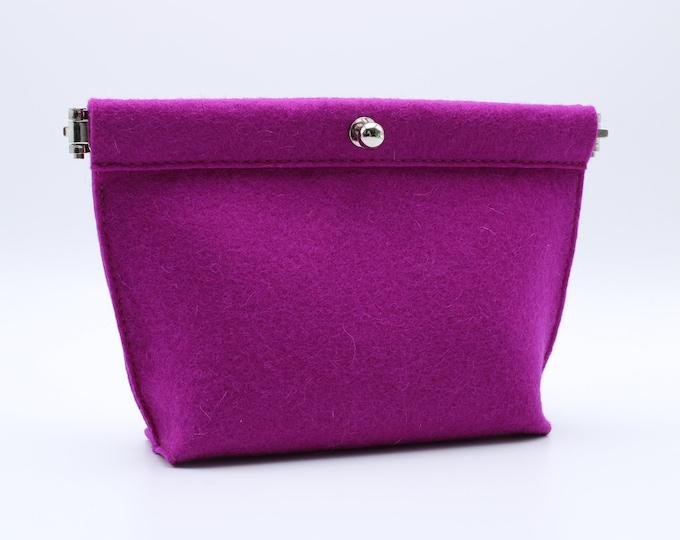 Felt Cosmetic/Accessory Bag