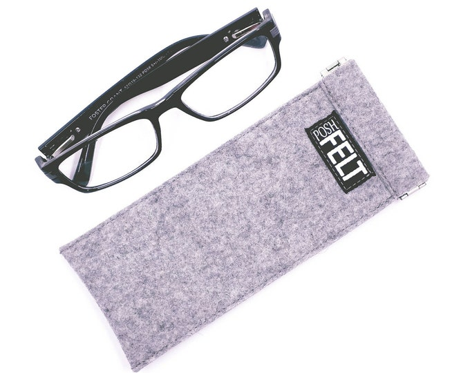 Wool Felt Eyeglass Case