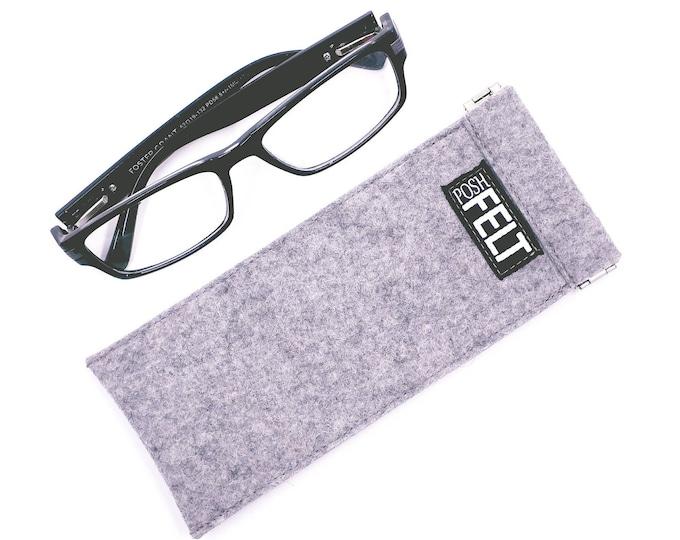 Featured listing image: Wool Felt Eyeglass Case