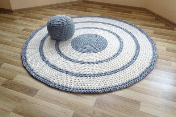 Tapis de chambre d'enfant bébé garçon, tapis rond, tapis au crochet, tapis  garçon enfant en bas âge, chambre enfant, tapis rond, tapis tressé, tapis  ...