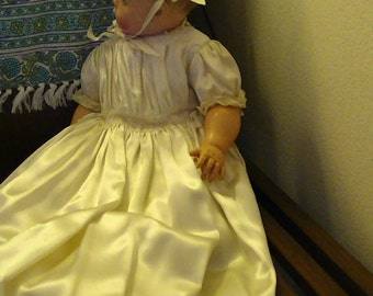 Baptismal Gown for infant, Hand Made at Lilliputian