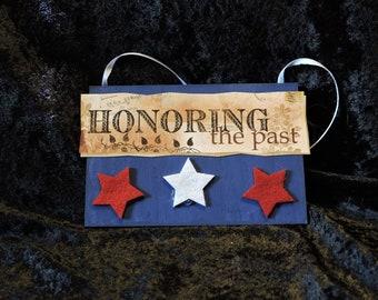 3 x 5 Mini Wood Plaque Sayings & Quotes  NEW Custom