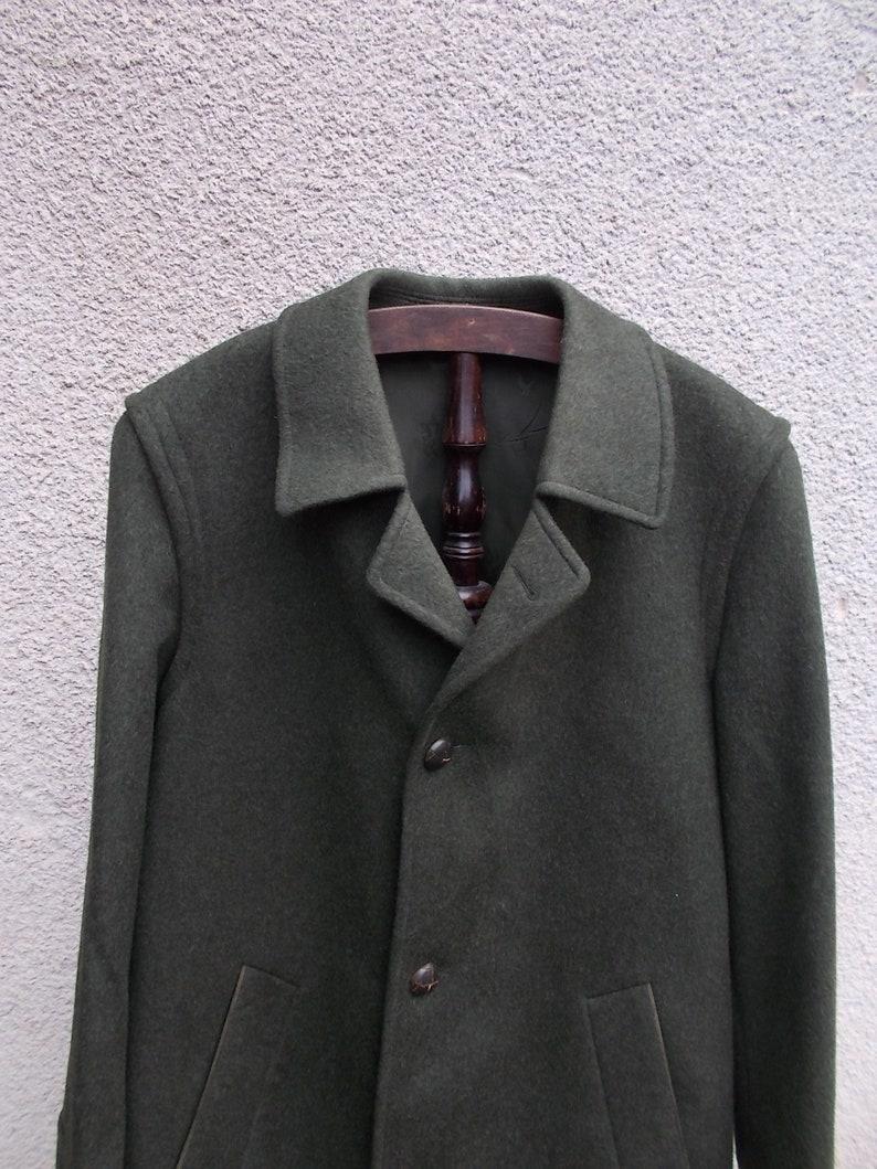 Steinbock Original Himalaya Loden Man/'s Coat.