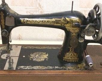 Vintage singer sewing machine | Etsy
