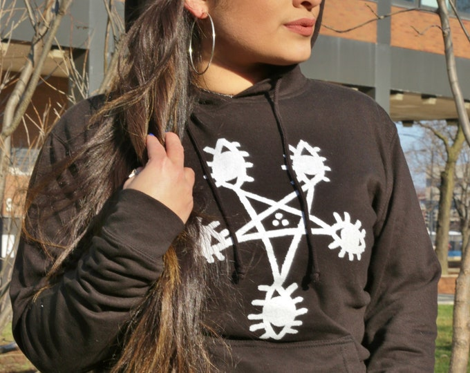 Ojito Protective Sigil hoodie