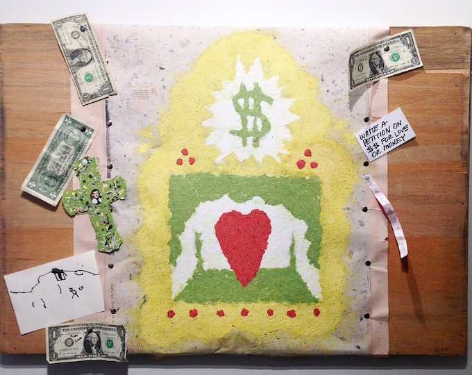 Love & Money Altar offering