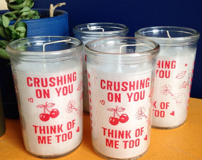 Crush Candle *Invocation Veladora*