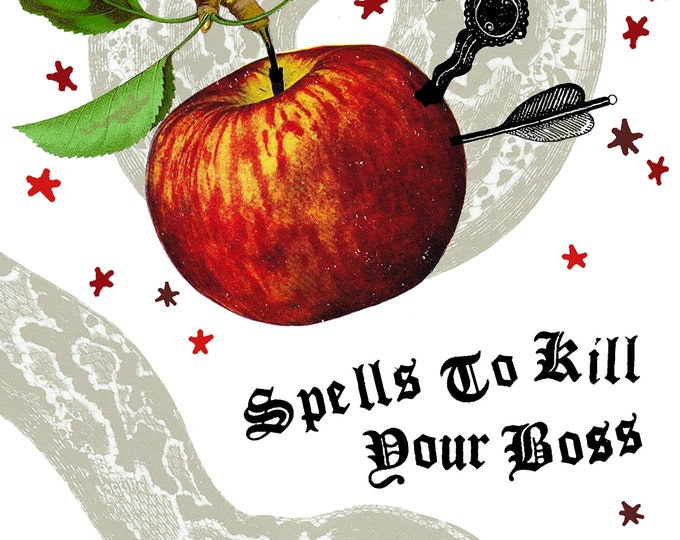 Spells to Kill Your Boss *Digital Download*