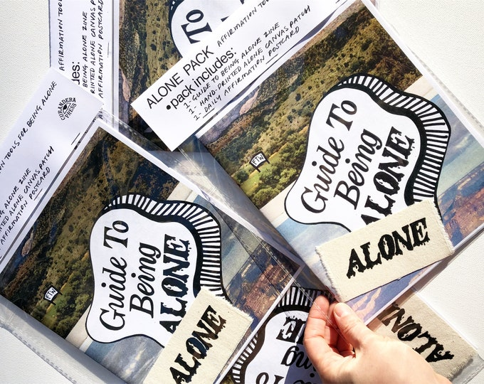 Alone Affirmation Pack