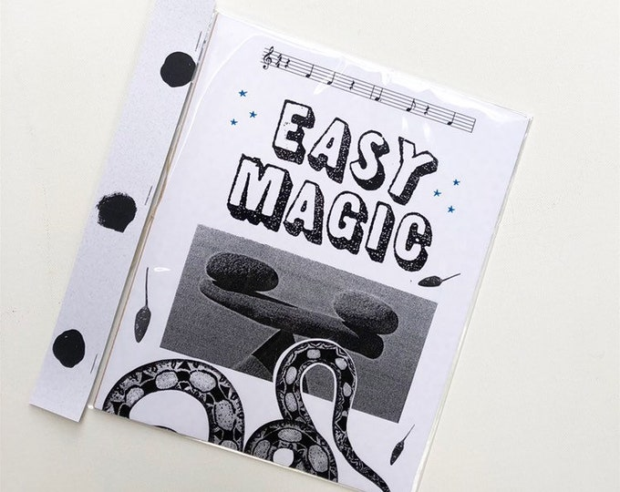 NEW Easy Magic Zine
