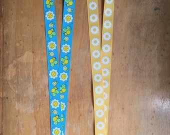 Flower Sun Bees Lanyard Party Favor Giveaway U Pick Design New