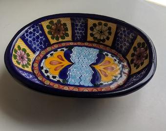 Large Talavera Bowl Etsy