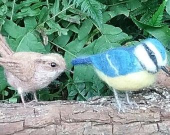 BRITISH BIRDS  Needle Felt Kit