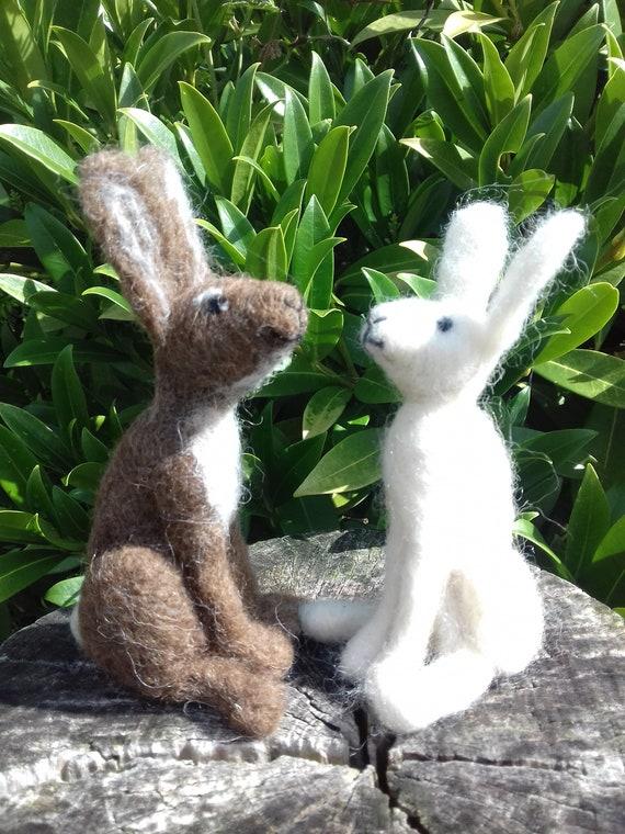 Squirrel Needle Felt Kit British wool UNBOXED WULYDERMY