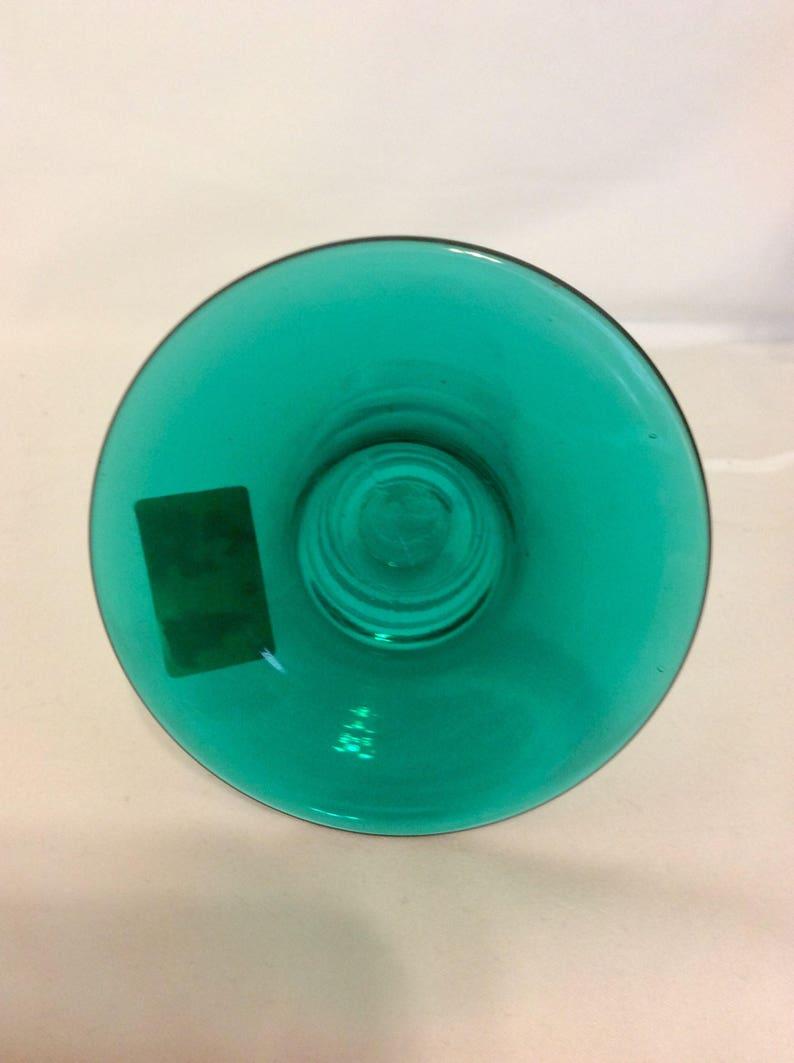 German Silberberg Crystal Vase