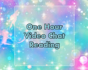 One Hour Video Tarot Card Reading