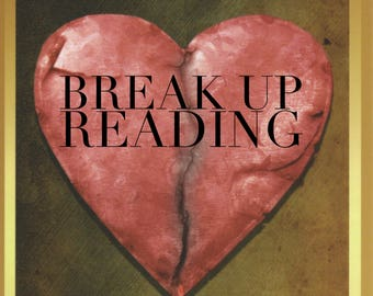 Break Up Love Tarot Reading. What went wrong and why?