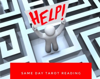 Same Day Tarot Reading