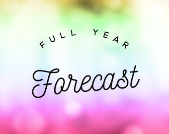 Full Year Ahead Forecast Reading