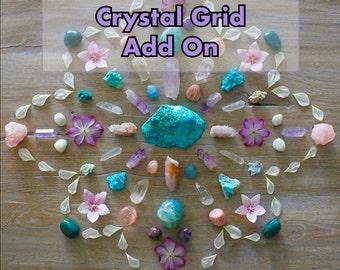 Crystal Grid Reading Add On Item