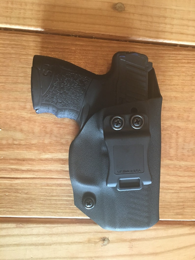 IWB kydex holster for Walther PPS M2 Adjustable Clip and retention