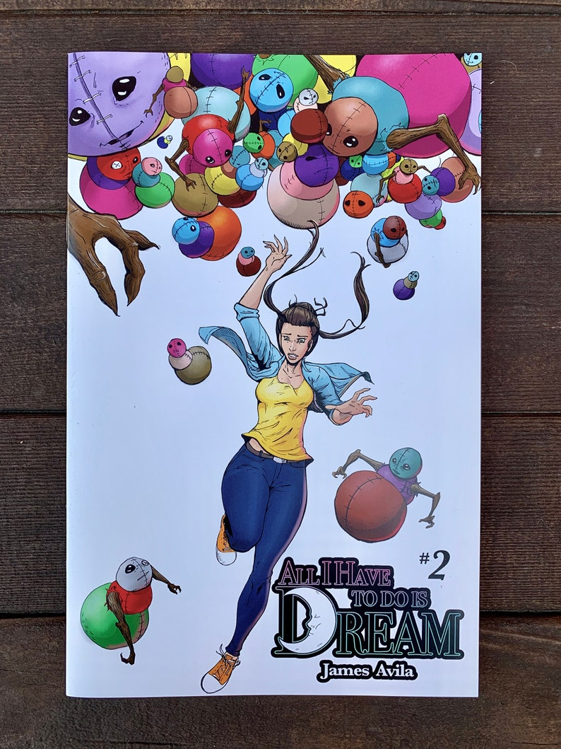 All I Have to do is Dream Issue 2 image 0