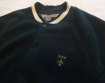 Lauren M Vintage Diamond Ralph Quilted JacketEtsy Polo ONP8wkXn0