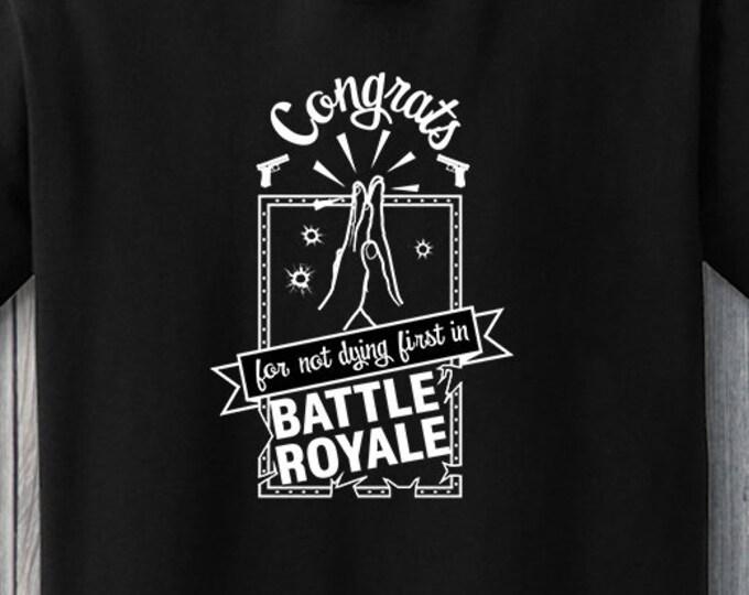 Congrats Battle Royale Shirt