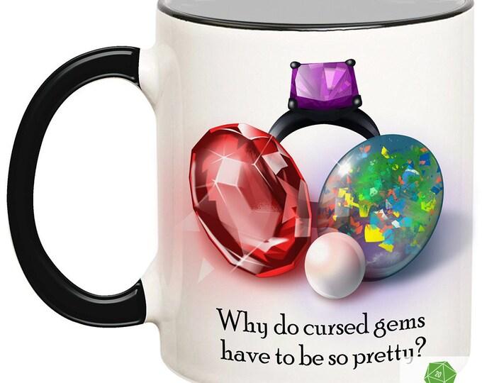 Cursed Gems Mug