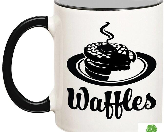 Waffles Mug