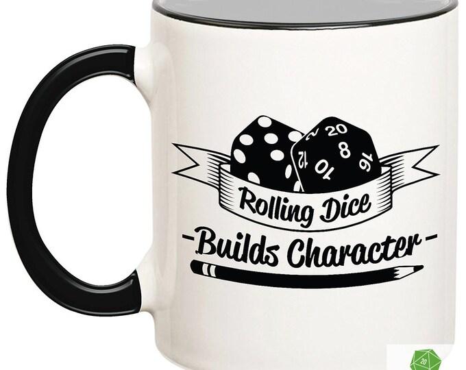 Builds Character Mug