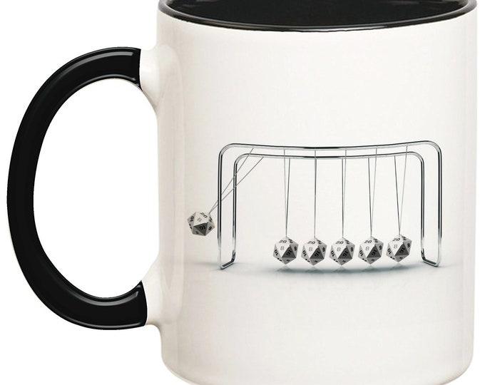 Dice Cradle Mug