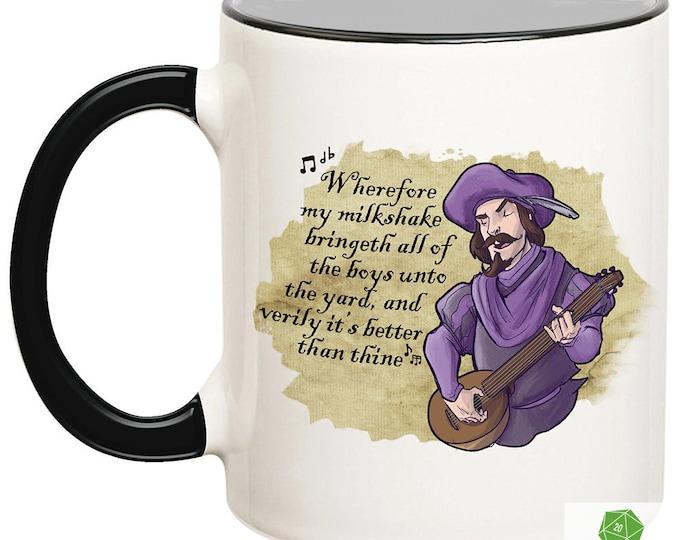 Bard Milkshake Mug